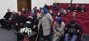 Afyonkarahisar'da halk günü toplantısı yapıldı
