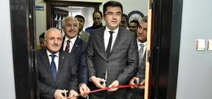 Gümüşhane'de şehit polis Yaşar Yavaş adına kütüphane açıldı
