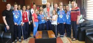 Marmaraereğlisi Belediye Spor Kulübü kız basketbol takımı bu sezonda iddialı