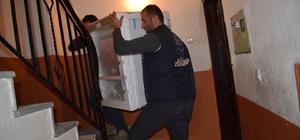 Kartepe Belediyesi yardımları ile haneleri ısıtıyor