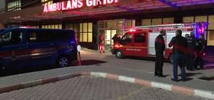 Suriye'de inşaattan düşen Türk işçi ağır yaralandı
