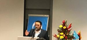 Uygurtük'ten Almanya'da Türkiye vurgusu