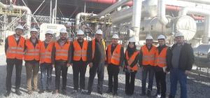 KTO Karataylılara Jeotermal Enerji teknik gezi