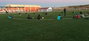 Dumlupınar'da Futbol Kursu