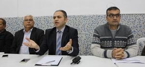 Kumluca'da huzur toplantıları