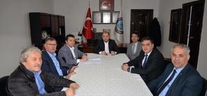 AK Partili Belediye Başkanları İstişare Toplantısı
