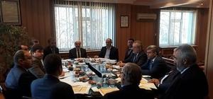 İlçe müftüleri toplantısı Çorlu'da yapıldı