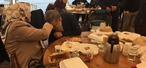Üsküdar Belediyesi'nden emekli öğretmenlere boğaz turu