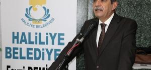 Haliliye'de madde bağımlılığı ile mücadele programı düzenledi