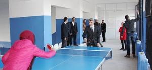 Başkan Yazıcı'dan farkındalık oluşturan spor faaliyetlerine destek