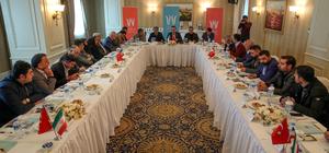 İranlı tekstil yatırımcıları Van'da