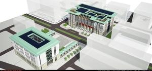 Yeni hükümet konağı yapımı çalışmasında Atatürk'ün büstü Valilik binasına alınacak