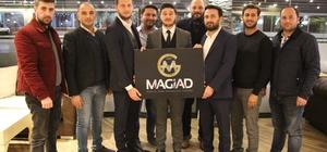 MAGİAD yeni logosunu tanıttı