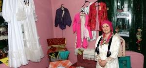 Dernekleşen Yörük kadınlar kültürlerini yaşatıyor