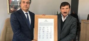 24 muhtardan Başkan Atilla'ya mühürlü teşekkür