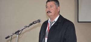 Burhaniye'de TARİŞ genel kurulu yapıldı