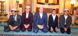 Yozgat'ta merhum öğretmenler için mevlit okutuldu