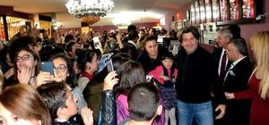 """""""Ayla"""" filminin İskenderun'da galası yapıldı"""