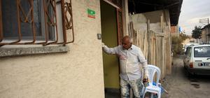 Malatya'da bazı evlerin işaretlendiği iddiası