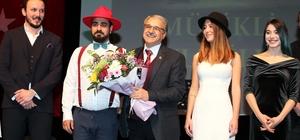 GAÜN'de Piyanist Ozan Çoban'dan 'Klasik Müzik' Söyleşisi