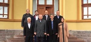 AK Partili başkanlardan Şehir Müzesi'ne ziyaret