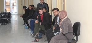 Hatay'da 12 yabancı uyruklu yakalandı