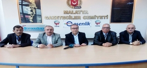 CHP Battalgazi İlçe Başkan adayı Altunok'dan MGC'ye ziyaret
