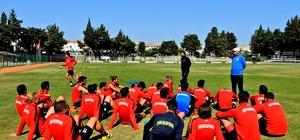 Çeşme, İzmirspor ile liderlik için mücadele edecek