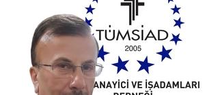 TÜMSİAD Erzurum Şube Başkanı Cafer Burucu'dan Öğretmenler Günü mesajı