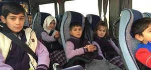Bingöl'de okul servislerine ceza