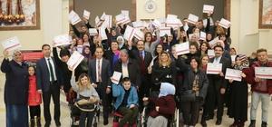 USEM projesinde 83 kursiyer sertifikalarını aldı