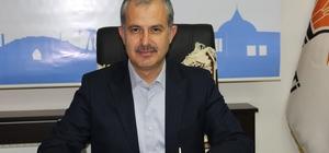 AK Parti İl Başkanı Mehmet Erdoğan'dan Öğretmenler Günü mesajı