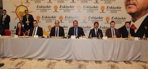 Eskişehir'de 48'inci AK Parti STK buluşması gerçekleşti