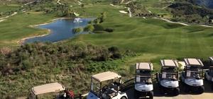 Golf Kulüpleri Kuşadası'ndaki dostluk turnuvasında buluşacak