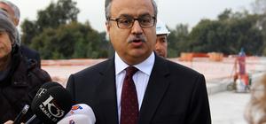 """""""Mersin-Antalya arası 4 saate düşecek"""""""