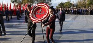 Antalya'da Öğretmenler Günü kutlaması