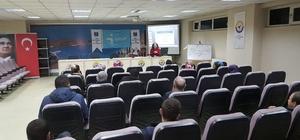 Tatvan'da girişimcilik kursu