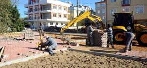 Mehmet Akif Mahallesi'ne iki yeni park