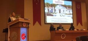 Başkan Uyar, Kastamonu'da gastronomi turizmini anlattı