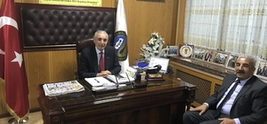 TCDD 5. Bölge Müdürü Ülker'in emekliye ayrılması