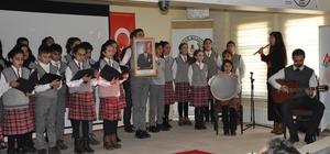 Bulanık'ta 24 Kasım Öğretmenler Günü