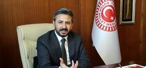 """TBMM Başkanvekili Aydın: """"Adıyaman'ın huzurunu bozmaya çalışıyorlar"""""""