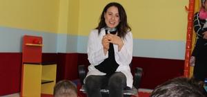 Çocuklar, ağız ve diş sağlığı konusunda bilgilendirildi