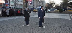 şak'ta 24 Kasım Öğretmenler Günü kutlamaları