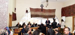 Başkan Çakır öğretmenlerle bir araya geldi