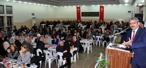 aşkan Alıcık, 24 Kasım'da öğretmenlerle bir araya geldi