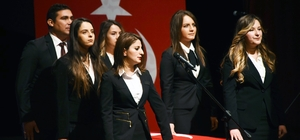 Muğla'da 24 Kasım Öğretmenler Günü kutlaması