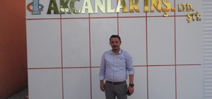 İş Adamı Akcan 24 Kasım Öğretmenler Gününü kutladı