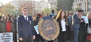 Aliağa'da Öğretmenler Günü etkinliklerle kutlandı