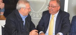 Fenerbahçe Kulübü Başkanı Yıldırım, Yalova'da